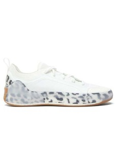 Adidas By Stella McCartney Treino leopard-sole low-top trainers