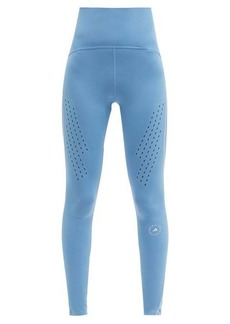 Adidas By Stella McCartney TruePurpose high-rise jersey leggings