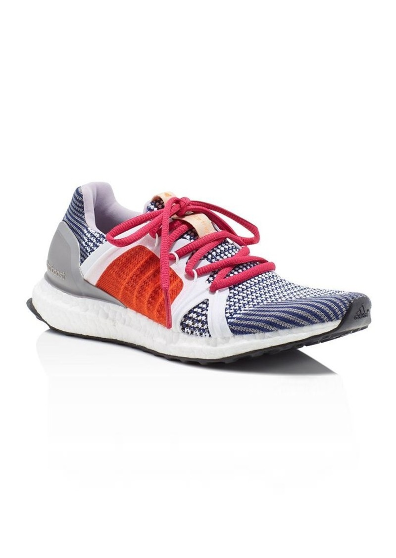 adidas by Stella McCartney Ultra Boost Active Lace Up Sneakers