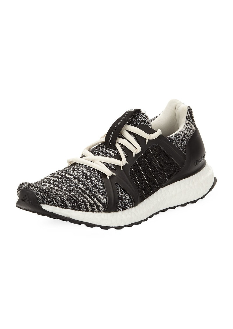 check out 046a8 ea6d1 Ultra Boost Parley Knit Trainer Sneaker Black