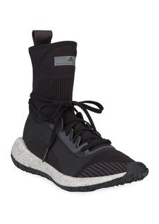adidas by Stella McCartney Ultraboost HD High-Top Sock Sneakers
