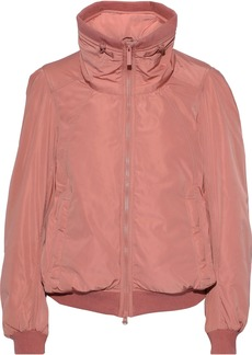 Adidas By Stella Mccartney Woman Training Gathered Shell Jacket Pastel Pink