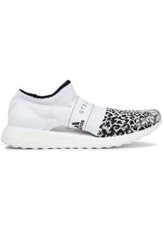 Adidas By Stella Mccartney Woman Ultraboost X 3d Primeknit Slip-on Sneakers White