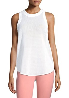 Adidas by Stella McCartney Yoga Fitted Cotton Touch Tank