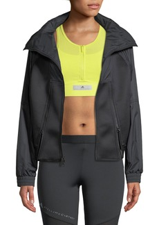 adidas by Stella McCartney Zip-Front Training Jacket