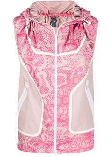 Adidas by Stella McCartney Adizero vest jacket