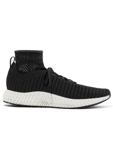 Adidas by Stella McCartney Alphaedge 4d Stretch-knit Sneakers