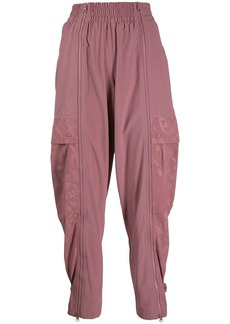 Adidas by Stella McCartney camouflage detail track pants
