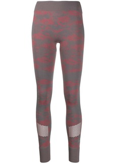 Adidas by Stella McCartney camouflage leggings