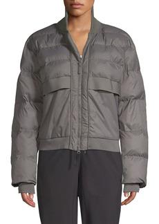 Adidas by Stella McCartney Cropped Puffer Jacket