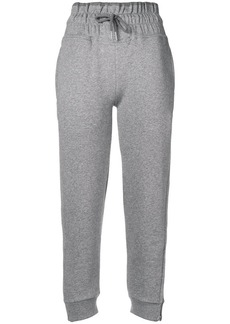 Adidas by Stella McCartney cropped track pants