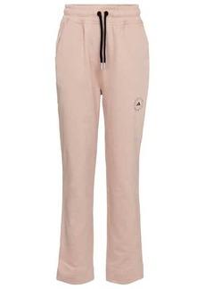 Adidas by Stella McCartney Drawstring cotton sweatpants