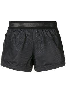 Adidas by Stella McCartney elasticated waist running shorts