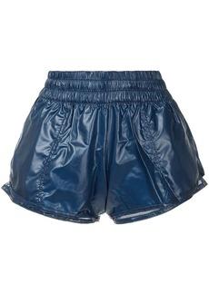 Adidas by Stella McCartney elasticated waist shorts