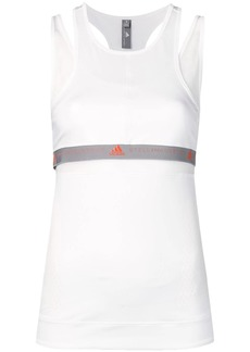 Adidas by Stella McCartney Esqueleto Run tank top