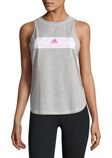 Adidas by Stella McCartney ESS Logo Tank Top