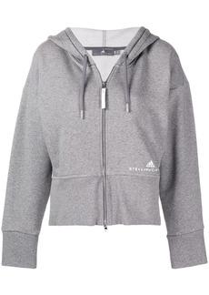Adidas by Stella McCartney full-zipped hoodie