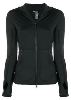 Adidas by Stella McCartney full-zipped performance jacket