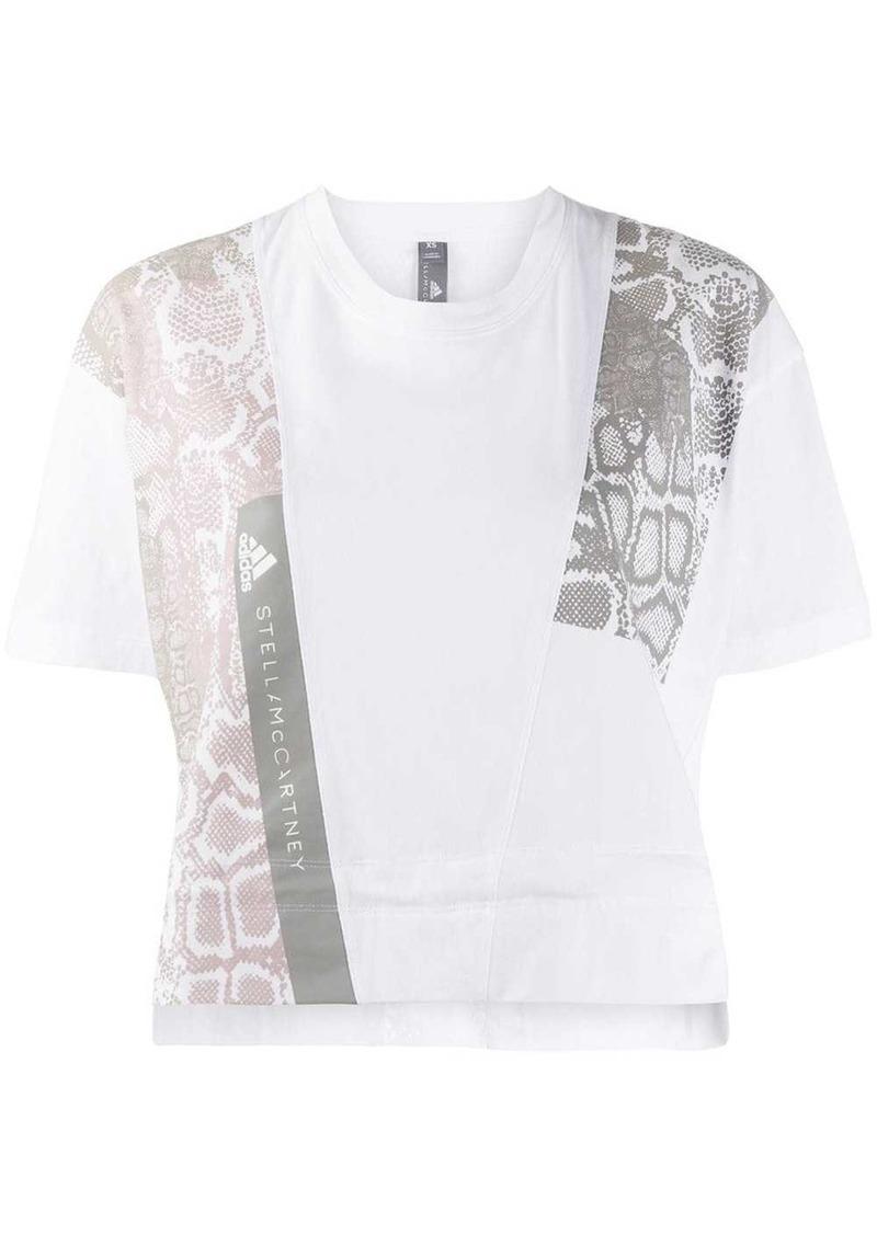 Adidas by Stella McCartney graphic print T-shirt