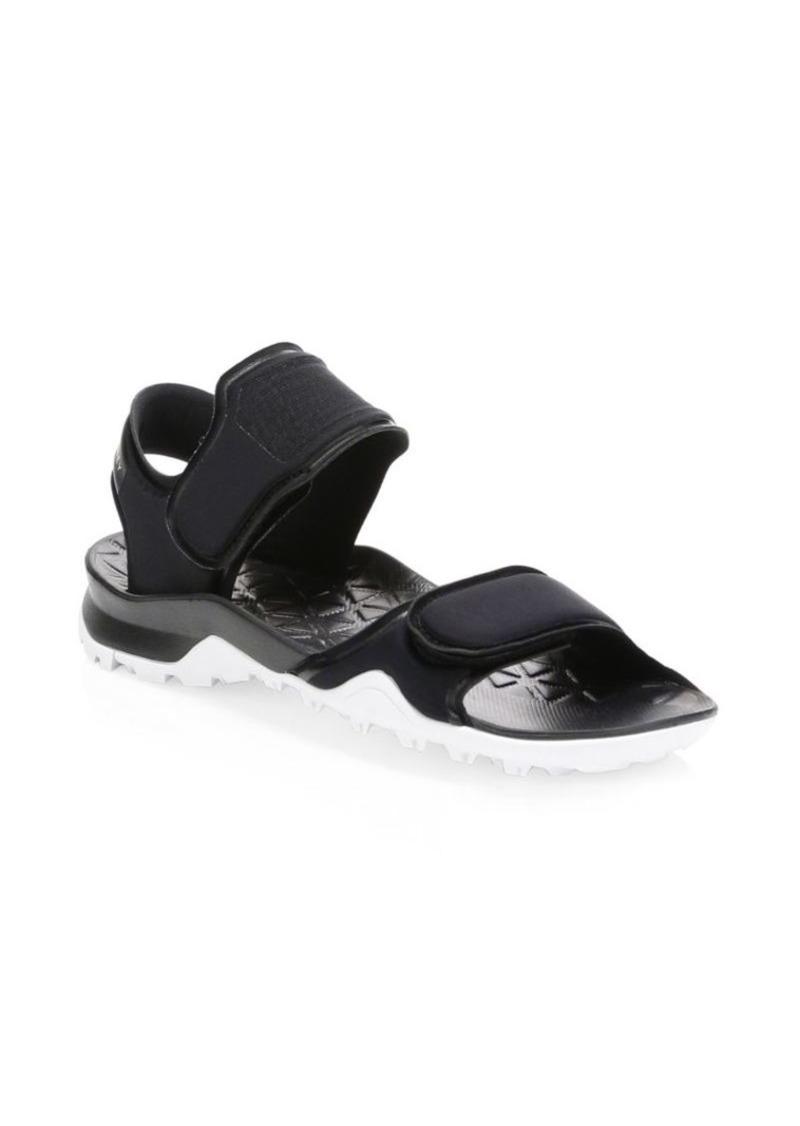 84cb34069dcf Adidas by Stella McCartney Hikira Nylon Grip-Tape Sandals