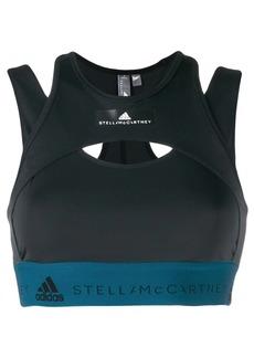 Adidas by Stella McCartney Hybrid crop top