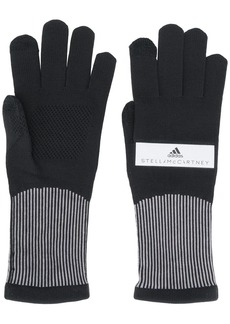 Adidas by Stella McCartney knitted gloves
