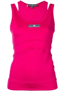 Adidas by Stella McCartney layered tank top