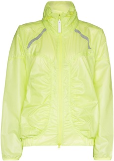 Adidas by Stella McCartney hooded performance jacket