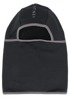 Adidas by Stella McCartney logo-print balaclava