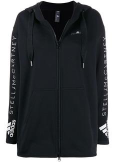 Adidas by Stella McCartney logo print track jacket