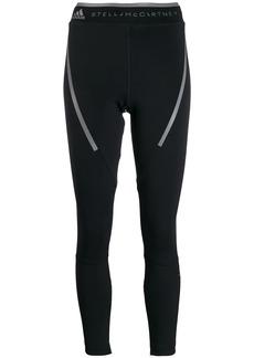 Adidas by Stella McCartney logo-printed leggings