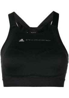 Adidas by Stella McCartney logo sports bra