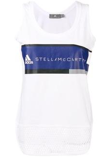 Adidas by Stella McCartney logo tank top