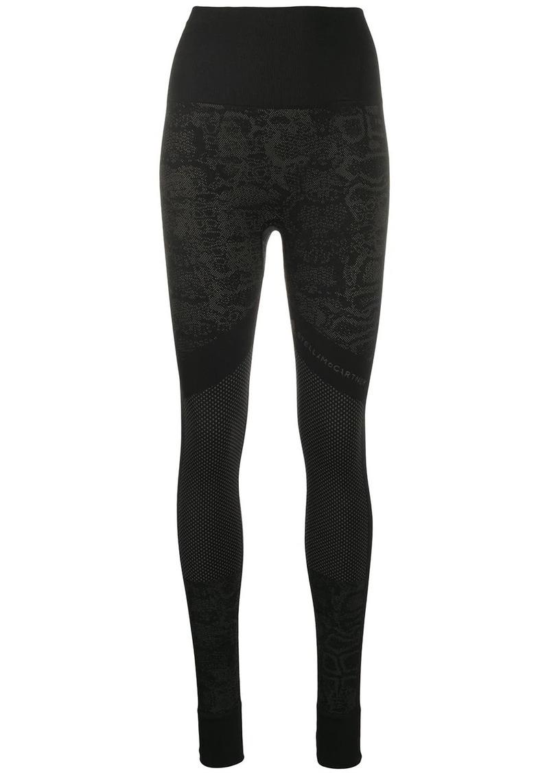 Adidas by Stella McCartney logo tights
