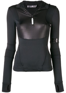 Adidas by Stella McCartney long-sleeve fitted top