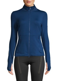 Adidas by Stella McCartney Long-Sleeve Zip Jacket
