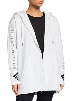 Adidas by Stella McCartney Oversized Hoodie Jacket