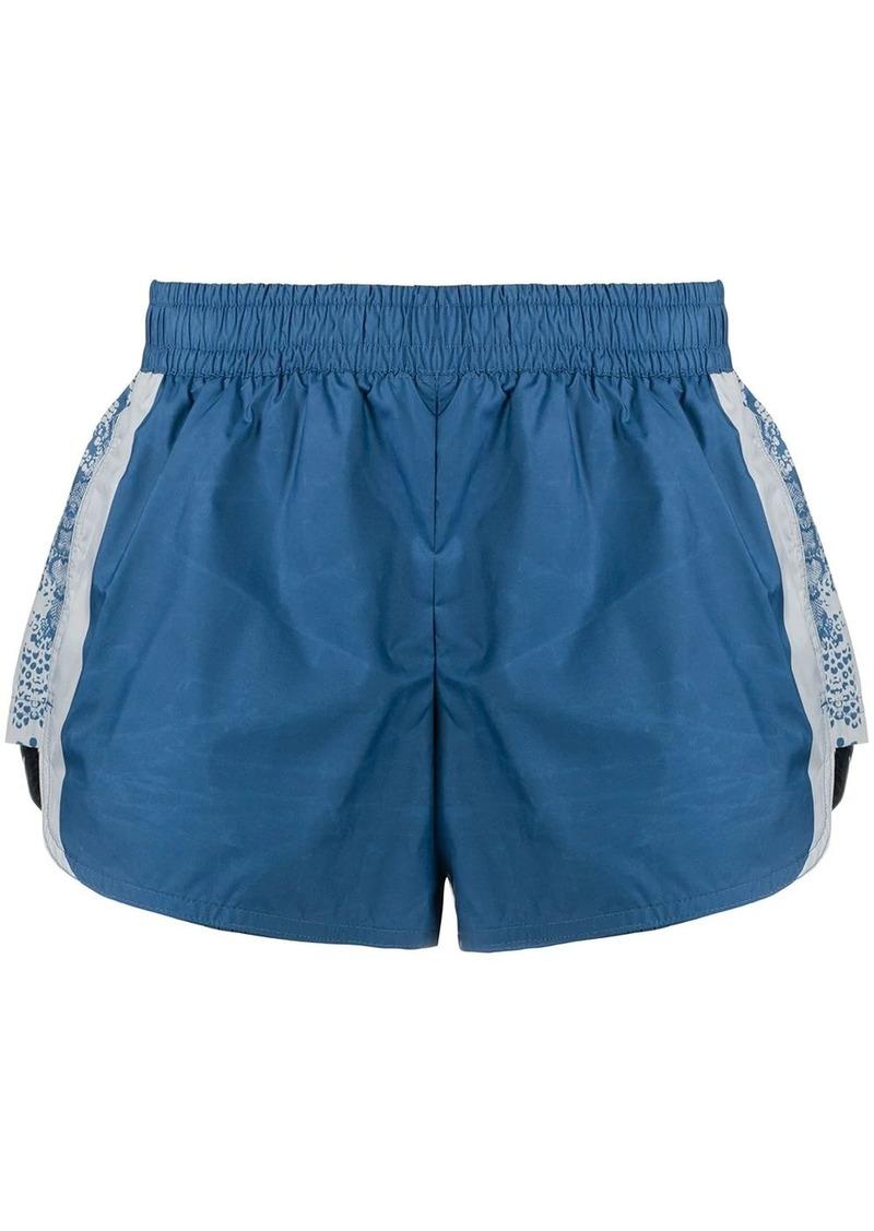Adidas by Stella McCartney panel shorts