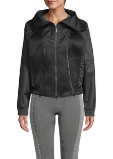 Adidas by Stella McCartney Perforated Full-Zip Jacket