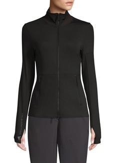 Adidas by Stella McCartney Performance Ess Midlayer Zip Up Jacket