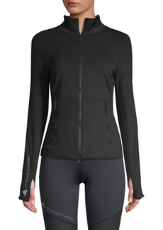 Adidas by Stella McCartney Performance Ess Midlayer Zip Up Jacket