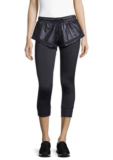 Adidas by Stella McCartney Performance Essentials Short Over Tights