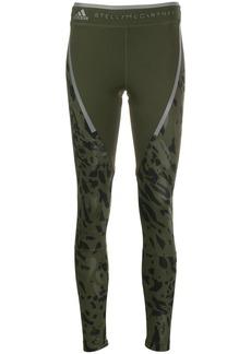 Adidas by Stella McCartney printed running leggings