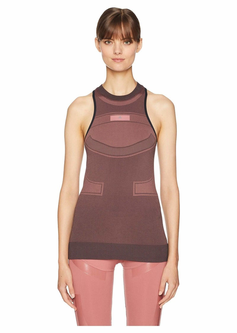 6ae0d15d26704 Adidas by Stella McCartney Run Ultra Seamless Tank CZ3497