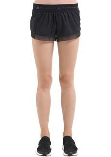 Adidas by Stella McCartney Running Adizero Ripstop Shorts