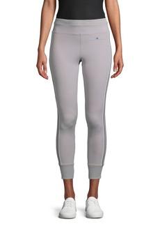 Adidas by Stella McCartney Side Stripe Cropped Leggings