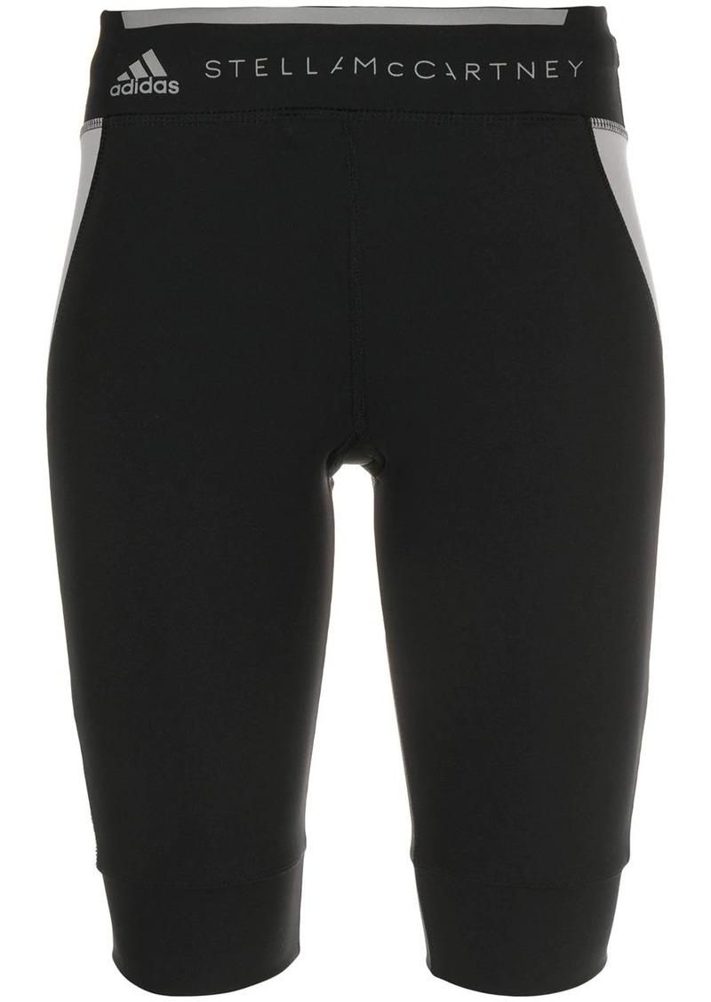 Adidas by Stella McCartney slim fit cycling shorts