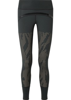 Adidas by Stella McCartney Training Believe This Perforated Climalite Leggings