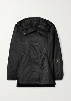 Adidas by Stella McCartney Truepace Hooded Printed Recycled Ripstop Jacket