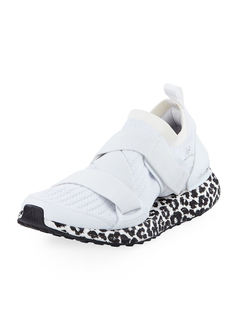 newest 07d1a 529b4 Adidas by Stella McCartney Ultraboost X Fabric Sneakers White/Black